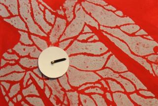 """Siegerbild des Malwettbewerbs """"Mein Herz - Ein Wunderwerk"""" der Uniklinik Würzburg (Mai 2013) Luisa Schellenberger, Marlin Hofinger: """"Die Uhr des Lebens"""" Deutschhaus-Gymnasium Würzburg, 6. Klasse"""