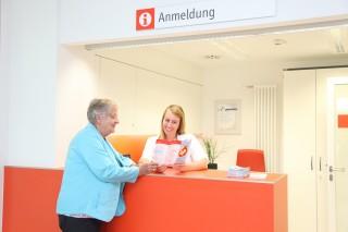 Patienteninformation Anmeldung Julia Seemann 4